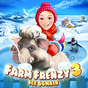 Farm Frenzy 3: Ice Domain (Free)