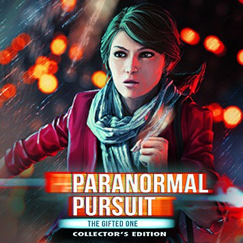 Paranormal Pursuit